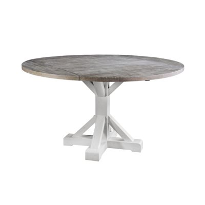 65'' ROUND GATHERING TABLE DROP LEAF